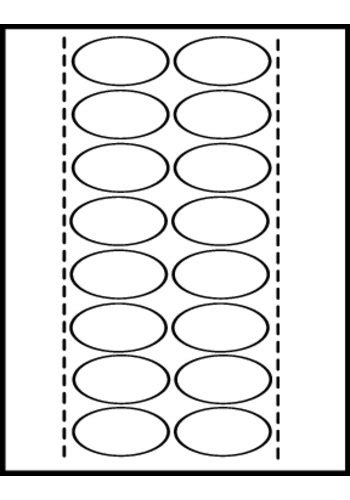 avery divider templates avery 174 style edge 5 tab insertable dividers 11200 template