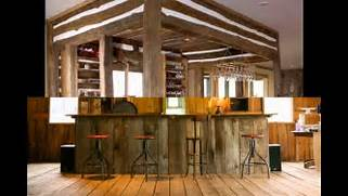 Rustic Home Bar Designs by Rustic Bar Design Ideas YouTube