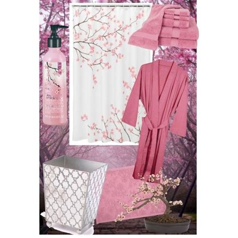 Cherry Blossom Bathroom Decor by Cherry Blossom Bath Home Decor Organizing