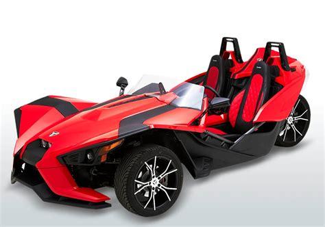 Polaris Slingshot Receives Sport Bucket Seats