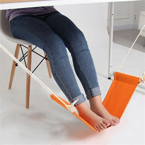 foot stand for desk nflc 1pcs new portable novelty mini office foot rest stand