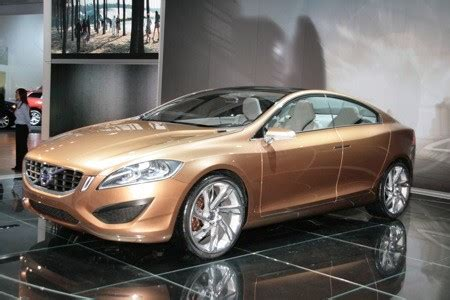 Future Volvo S60 by Cars For The Future Volvo