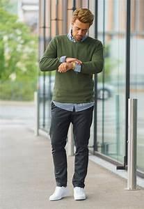 Hemd Pullover Kombination : unser gr ner pullover von minimum ist ein echter klassiker mit l ssigem hemd und wei en ~ Frokenaadalensverden.com Haus und Dekorationen