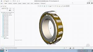 All Bearing Size Chart Pdf Tapered Roller Bearings Design And Assembly In Creo 3 0