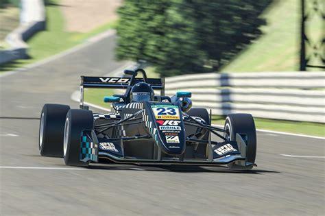 New sim racing series partners F1 stars with esports ...