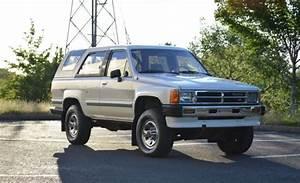 1988 Toyota 4runner 4x4 Sr5 V6 2