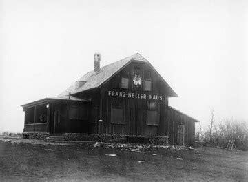 Kaltes Feld Franzkellerhaus Des Albvereins 1935
