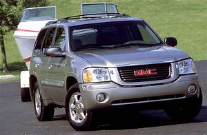 2002 Gmc Envoy - Information And Photos