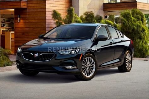 2020 Buick Gnx by 2020 Buick Grand National Gnx Changes Redesign Release