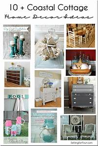 10, Coastal, Cottage, Home, Decor, Ideas