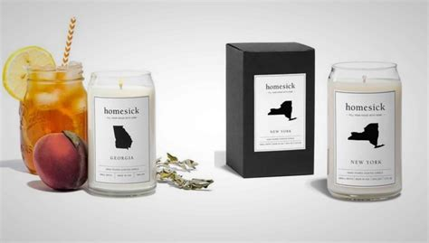 Candles For Home Decor: Homesick Candles Bring Out All The Nostalgic Smells Of