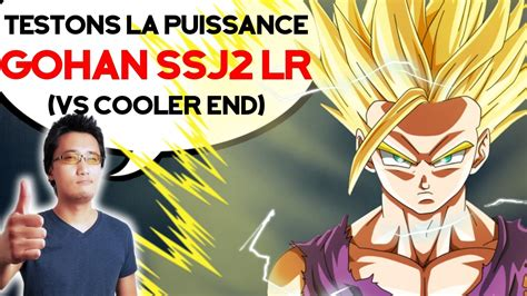 Testons Le Ssj2 Gohan Lr Spe20