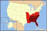 Southeastern United States - Wikipedia