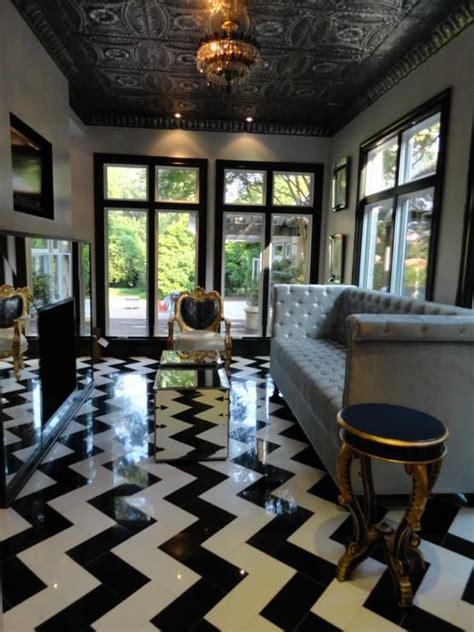 chevron home decor ideas  catch  eye shelterness