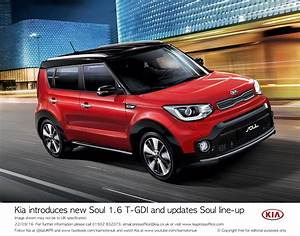 Kia Paris : the motoring world paris the upgraded kia soul will get it 39 s first outing at this years ~ Gottalentnigeria.com Avis de Voitures