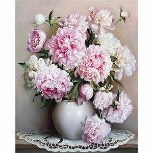 Popular Painting Flowers with Acrylic Paint-Buy Cheap