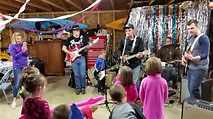Eli's 5th Birthday Party - Song - YouTube