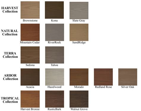 Azek Pvc Decking Colors by Azek 174 Pvc Deck Boards Buy Free Sles
