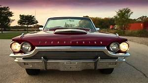 1964 Ford Thunderbird Sports Roadster For Sale