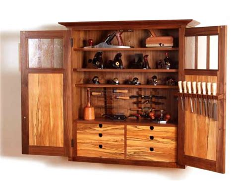 woodworking tool cabinet plans diy  plans