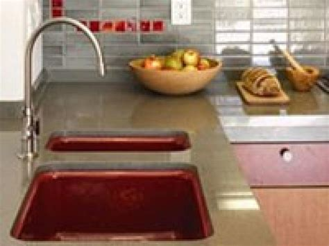 choosing the right kitchen countertops hgtv choose countertops with confidence hgtv
