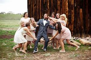 funny and crazy bridal party photo ideas how to do With crazy wedding photo ideas