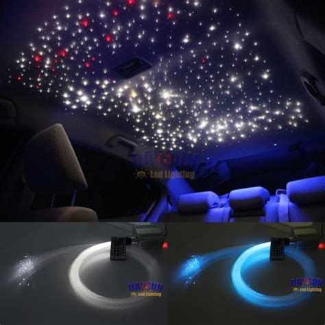 rgbw led ceiling lights star twinkle effect 200pcs 0 75mm