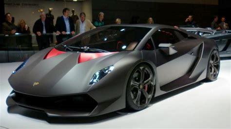 2016 Lamborghini Sesto Elemento Rear Design