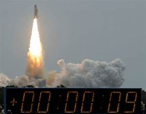 The History of NASA's Iconic Countdown Clock (And a Look ...