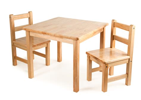 wooden tables wooden table 2 chairs for children in s a