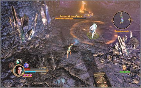 dungeon siege 3 map mission enemy at the gates act 4 dungeon siege