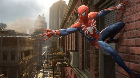 Spiderman Ps4 Uses Enhanced Version Of Ratchet And Clank