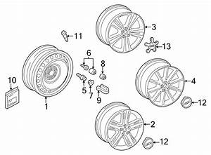 2017 Audi A3 Sportback E-tron Wheel  Wheel  Alloy
