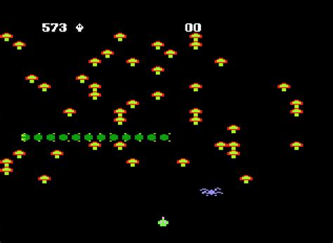 Ataris Centipede And Missile Command To Get Movies Nerd