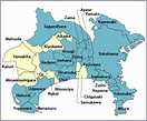 Regions & Cities: Kanagawa Prefecture