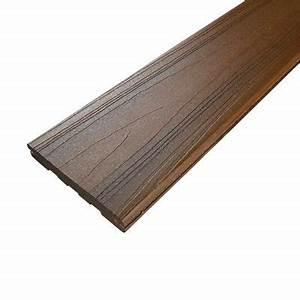 Lame De Terrasse Composite Castorama : lame de terrasse composite brun xtrem x cm ~ Dailycaller-alerts.com Idées de Décoration