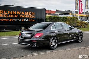Mercedes E 63 Amg : mercedes amg e 63 s w213 27 october 2016 autogespot ~ Medecine-chirurgie-esthetiques.com Avis de Voitures