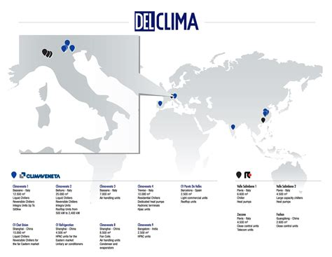 Chartis Europe S A Sede Legale Delclima At A Glance Delclima