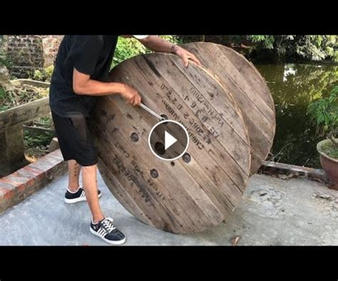 incredible woodworking build outdoor coffee table