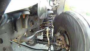 Gopro Jeep Inside The Front Bumper Looking At Suspension