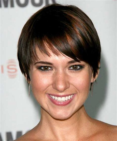 short haircuts  thin hair