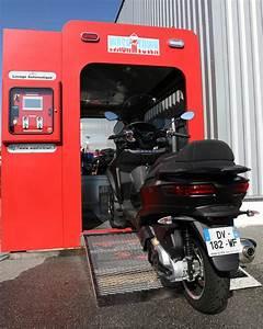 Nettoyage Scooter : cabine lavage moto resine de protection pour peinture ~ Gottalentnigeria.com Avis de Voitures