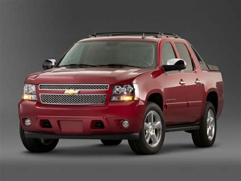 Gm Announces End Of Chevy Avalanche With Black Diamond