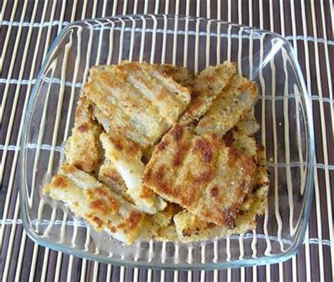 cuisiner cotes de blettes recette côtes de blette panées 750g