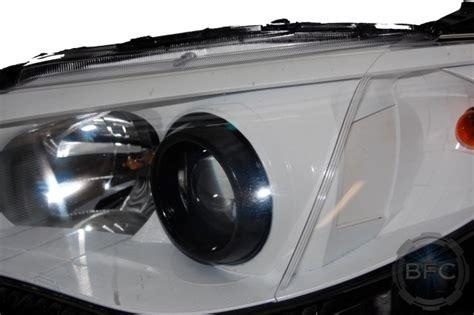 subaru wrx white black custom painted hid