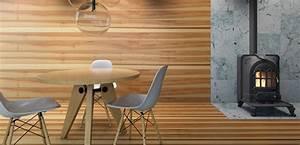 Decke Verkleiden Möglichkeiten : wand und decke mit paneelen stilvoll gestalten holzland ~ Michelbontemps.com Haus und Dekorationen