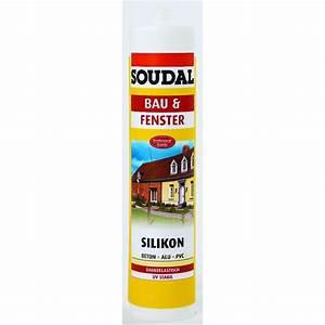 Silikon Für Fenster : soudal bau silikon fenster silikon ist ein sehr gut ~ Michelbontemps.com Haus und Dekorationen