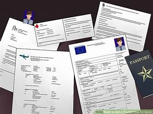 3 ways to get a tourist visa for spain wikihow With travel medical insurance document for spain