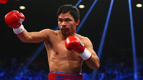 manny pacquiaos  fight official  july