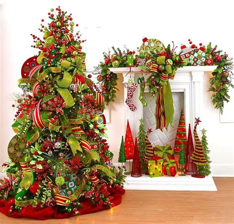 images  christmas trees  pinterest silver